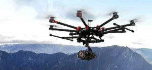 Октокоптер DJI S1000 Spreading Wings