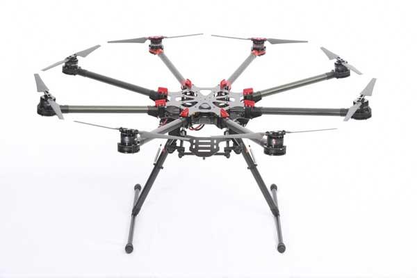 Коптер DJI S1000 Spreading Wings