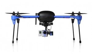 Квадрокоптер 3DR IRIS+