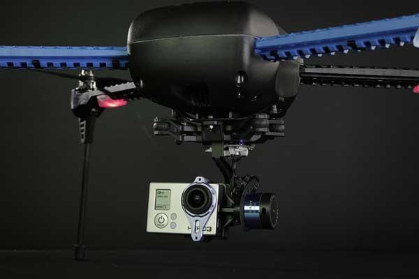 Камера квадрокоптера 3DR IRIS+