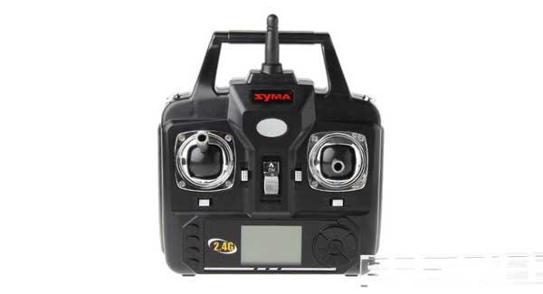 Пульт управления квадрокоптера Syma X5C