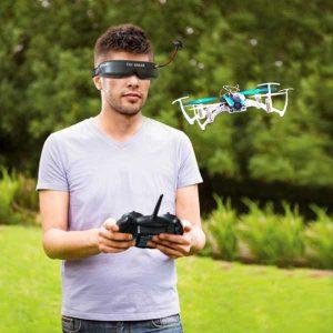 Специальные очки для дронов