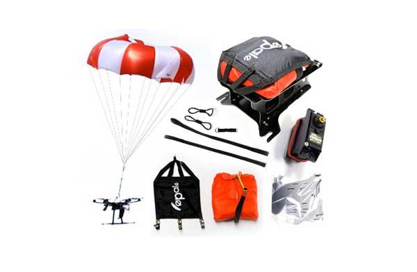 Комплект парашюта для дрона