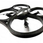 Обзор развлекательного квадрокоптера AR.Drone