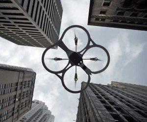 Квадрокоптер AR.Drone 2.0