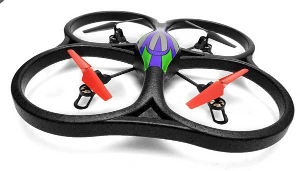 Оригинальный квадрокоптер AR.Drone 2.0