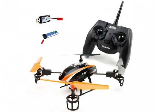 Квадрокоптер Blade 180 QX HD с пультом управления
