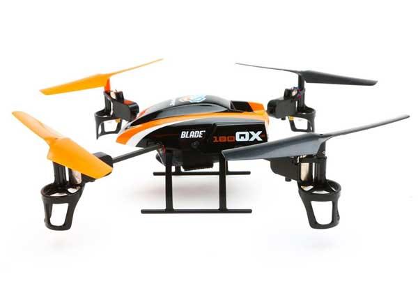 Квадрокоптер Blade 180 QX HD: вид сбоку