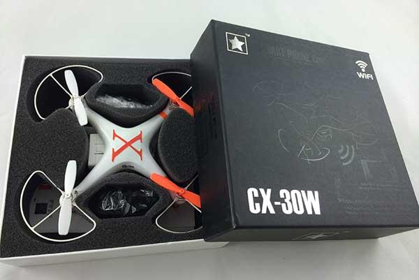Квадрокоптер Cheerson CX-30 в коробке