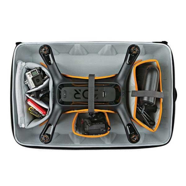 Квадрокоптер в рюкзаке