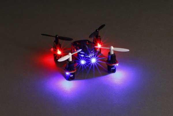 Нано-квадрокоптер Estes Proto-X 4606
