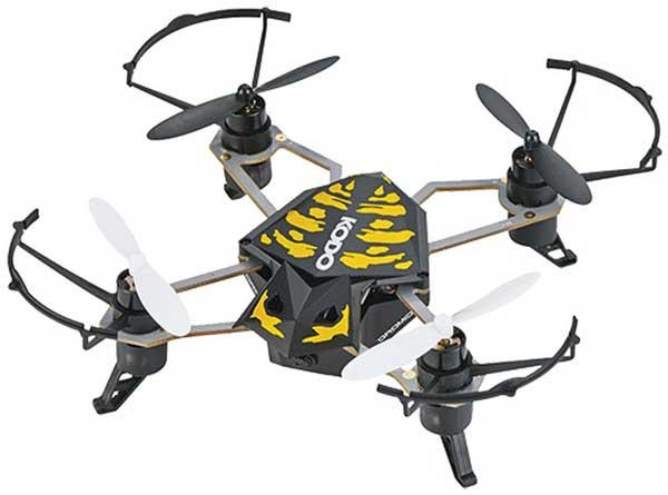 Квадрокоптер с камерой Estes Kodo