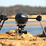 Обзор профессионального квадрокоптера Draganflyer Guardian