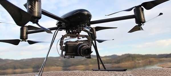 Октокоптер Draganflyer X8