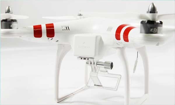 Квадрокоптер DJI Phantom 1