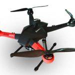 Обзор мощного и стильного квадрокоптера IdeaFly HERO 550