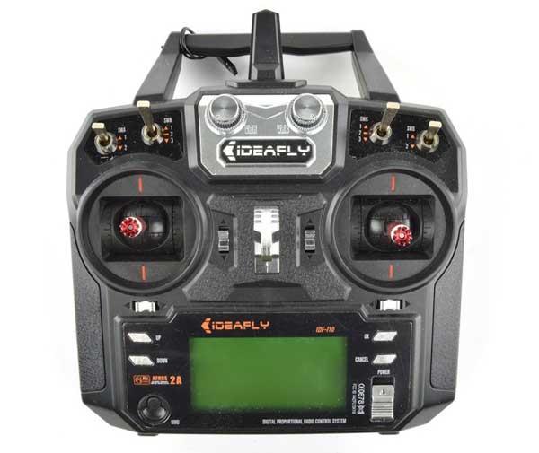 Пульт управления квадрокоптера IdeaFly HERO 550