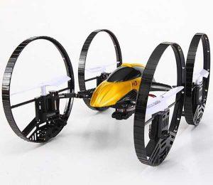 Квадрокоптер JJRC H3