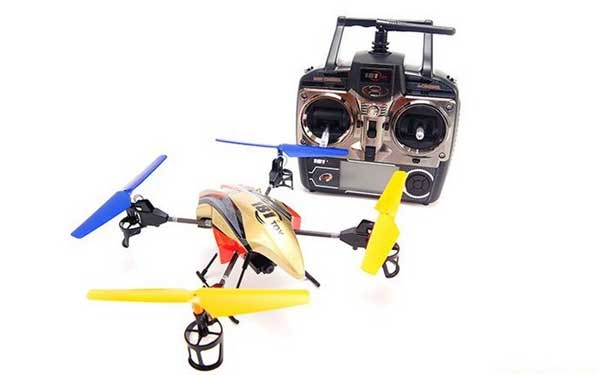 Квадрокоптер Nine Eagles Alien Drone и пульт управления