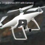 Топ 10 дронов 2016 года