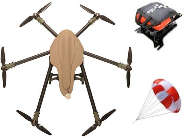 Гексакоптер Sky Hero Spyder6 и аксессуары