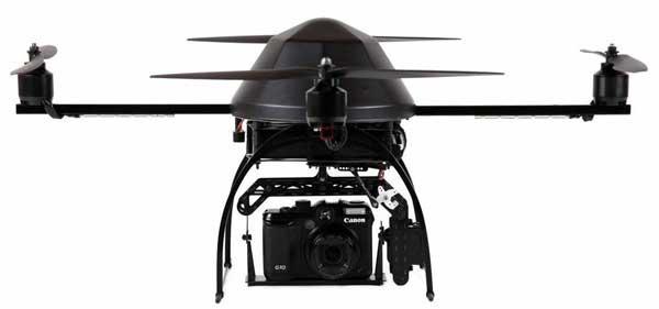 Квадрокоптер MikroKopter Quadro XL