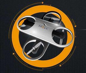 Квадрокоптер Mola X 1.0