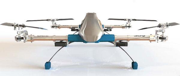 Квадрокоптер SpeedWolf 3DQ 500