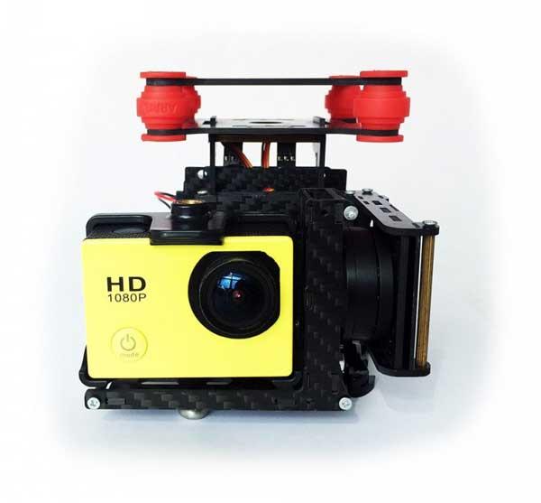 Камера квадрокоптера SpeedWolf VAJRA 80
