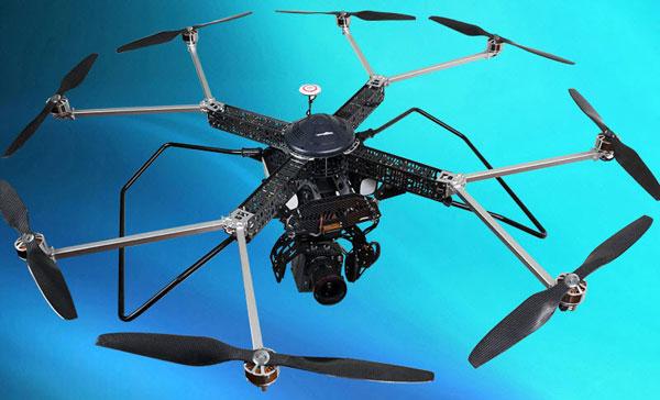 Гексакоптер Turbo Ace Cinewing 6 HL