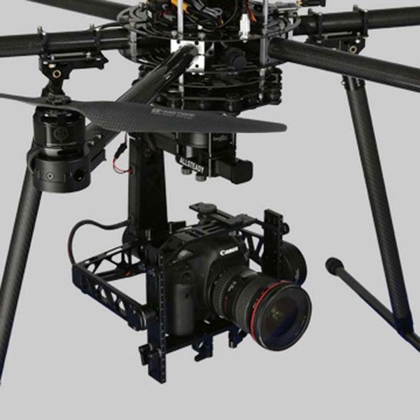 Камера на гексакоптере Turbo Ace Infinity 6