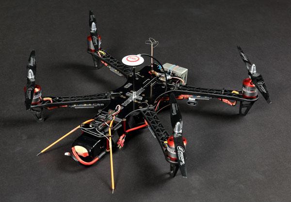 Квадрокоптер TBS Discovery Starter Set