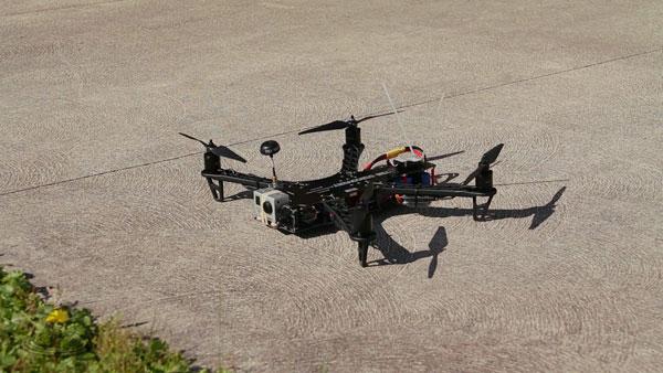 Квадрокоптер TBS Discovery Pro Long Range Set