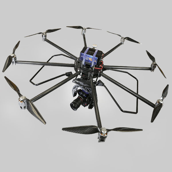 Октокоптер Turbo Ace Infinity 9PRO