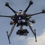 Обзор профессионального гексакоптера DJI Spreading Wings S800