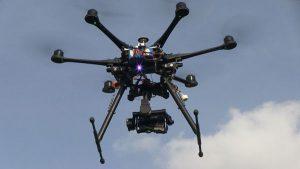 Гексакоптер DJI Spreading Wings S800