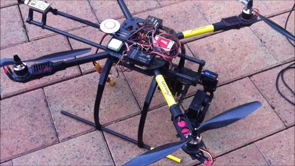 Линейка дронов Xaircraft Super X