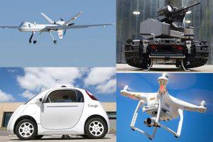 Сравнение понятий дрон, БПЛА, квадрокоптер
