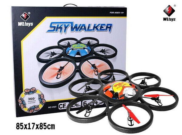 Гексакоптер WLtoys V323 Skywalker