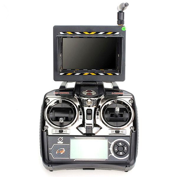 Пульт управления квадрокоптер WLtoys V666 Fly N'View Ufo