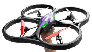 Квадрокоптер WLtoys V666 Fly N'View Ufo