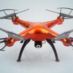 Обзор доступного и качественного квадрокоптера Syma X5SW