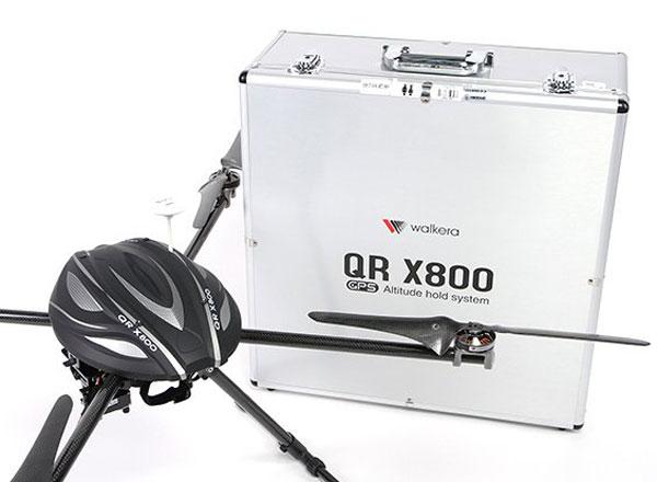 Квадрокоптер Walkera QR X800
