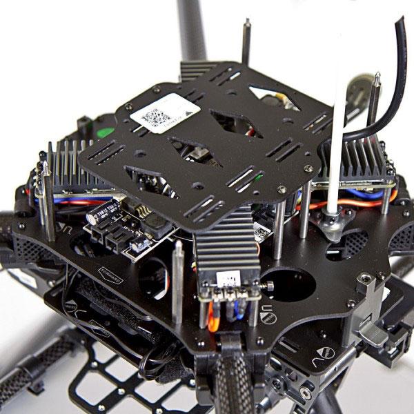 Электронная начинка квадрокоптера Walkera QR X800