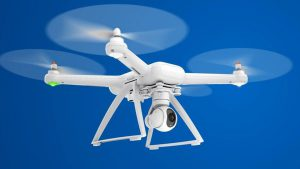 Квадрокоптер Xiaomi Mi Drone