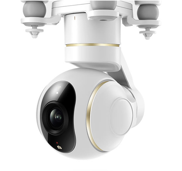 Камера квадрокоптера Xiaomi Mi Drone