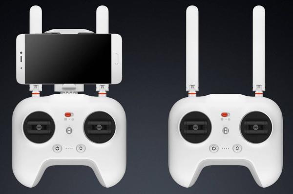 Пуль ДУ квадрокоптера Xiaomi Mi Drone