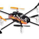 Квадрокоптер QR SpaceWalker Y8 - интересный дизайн от Walkera