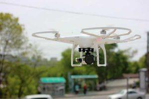 Квадрокоптеры с GoPro