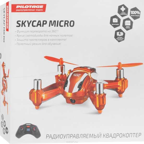 Квадрокоптер Pilotage Skycap micro